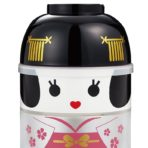 Japanese Princess Bento Lunch Box (Silver)