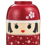 Japanese Princess Bento Box(Red)