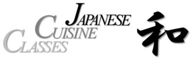 Japanese Cuisine Classes