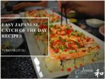 EASY JAPANESE CATCH OF THE DAY RECIPES